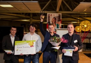 Alfa-college Ondernemer Award-ActiveInventory