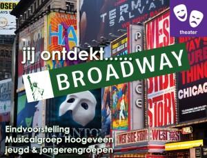 Jij ontdekt Broadway - Scala Jeugdmusicalgroepen