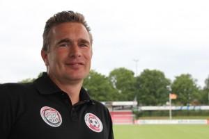 AH Offerein Bokaal - Karlo Meppelink (trainer HZVV)