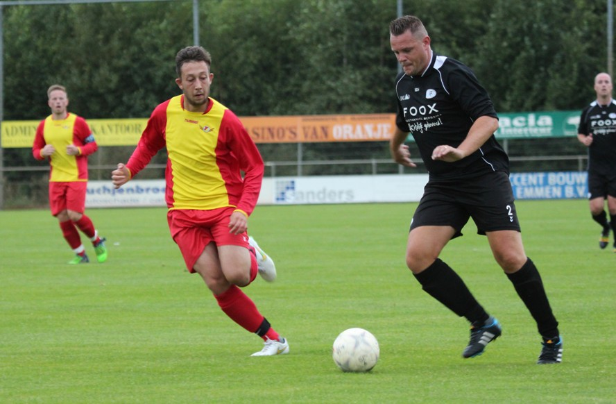 SC Angelslo - Hoogeveen zaterdag (25-08-2015) (1) Jarno Heet
