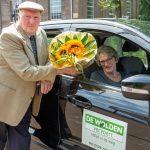 1000e rit Vrijwilligersvervoer en nieuws over de rolstoelauto